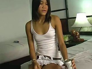 AnySex Video - Sweet Asian Teen Is Fresh As Morning Flower In The Spring Garden