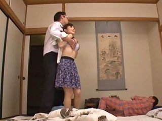 TXxx Video - Housewife Yuu Kawakami Fucked Hard While Another Man Watches
