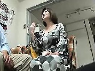VipTube Video - Buxom Japanese Housewife Has A Fiery Honey Hole Aching For
