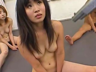 AnyPorn Video - Armed Men Forcing Several Girls To Do A Group Sex Orgy