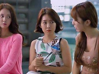 XTube Video - Eun Seo Hwa Yeon Cho Hyun Korean Woman Art College Sex